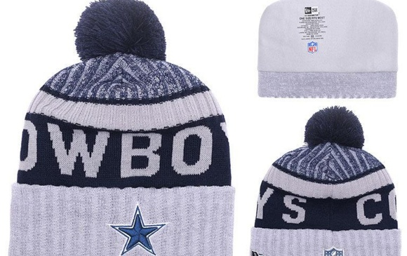 1d960a15 New Era Dallas Cowboys Sideline Knit Hat NWT